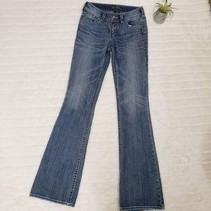 Silver Suki bootcut jeans size 26